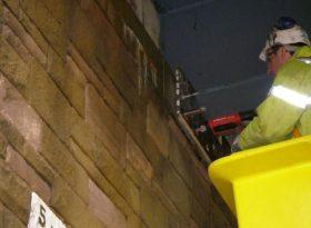 Resin Anchor Installation