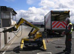 Controlled Demolition Robolition 90 Machine