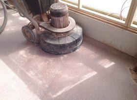 Grinding Of Existing Floorslab