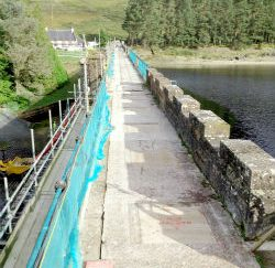 Loch Arklet Dam