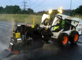 Microtrenching Using the Microtrencher Wheel Saw