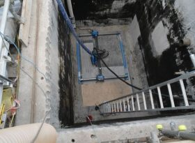 Remote Controlled X Y Indexing Concrete Shaving System Corecut