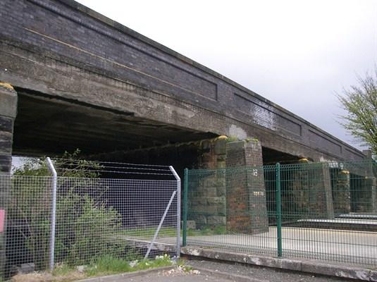 Shore Road Rail Bridge